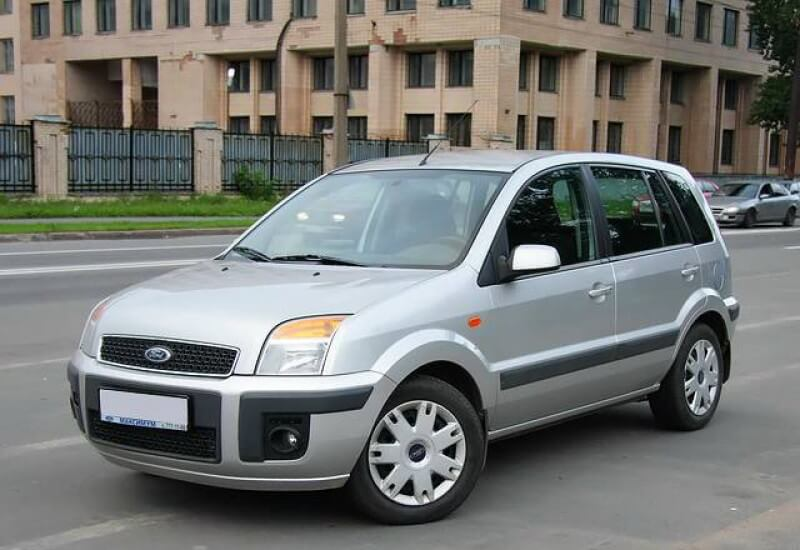 Ford Fusion, 2006г