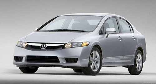 Honda Civic, 2009г